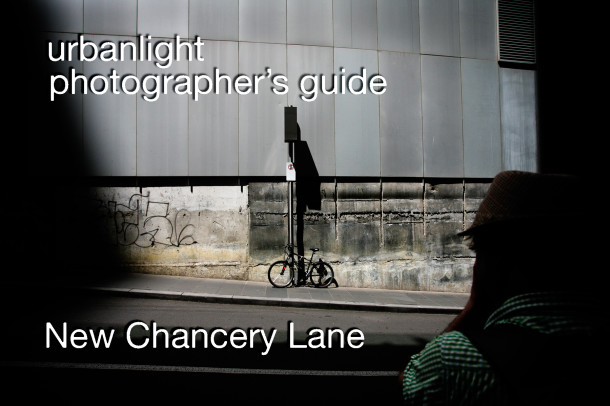 urbanlight guide new chancery lane