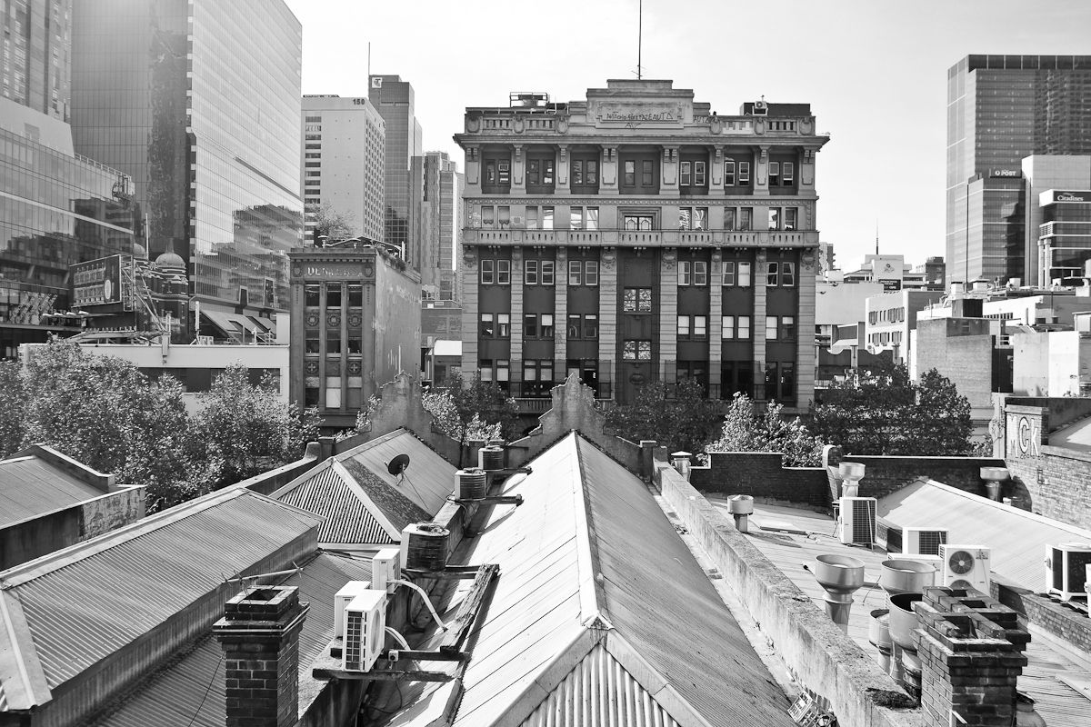 Curtin House from Emporium Melbourne